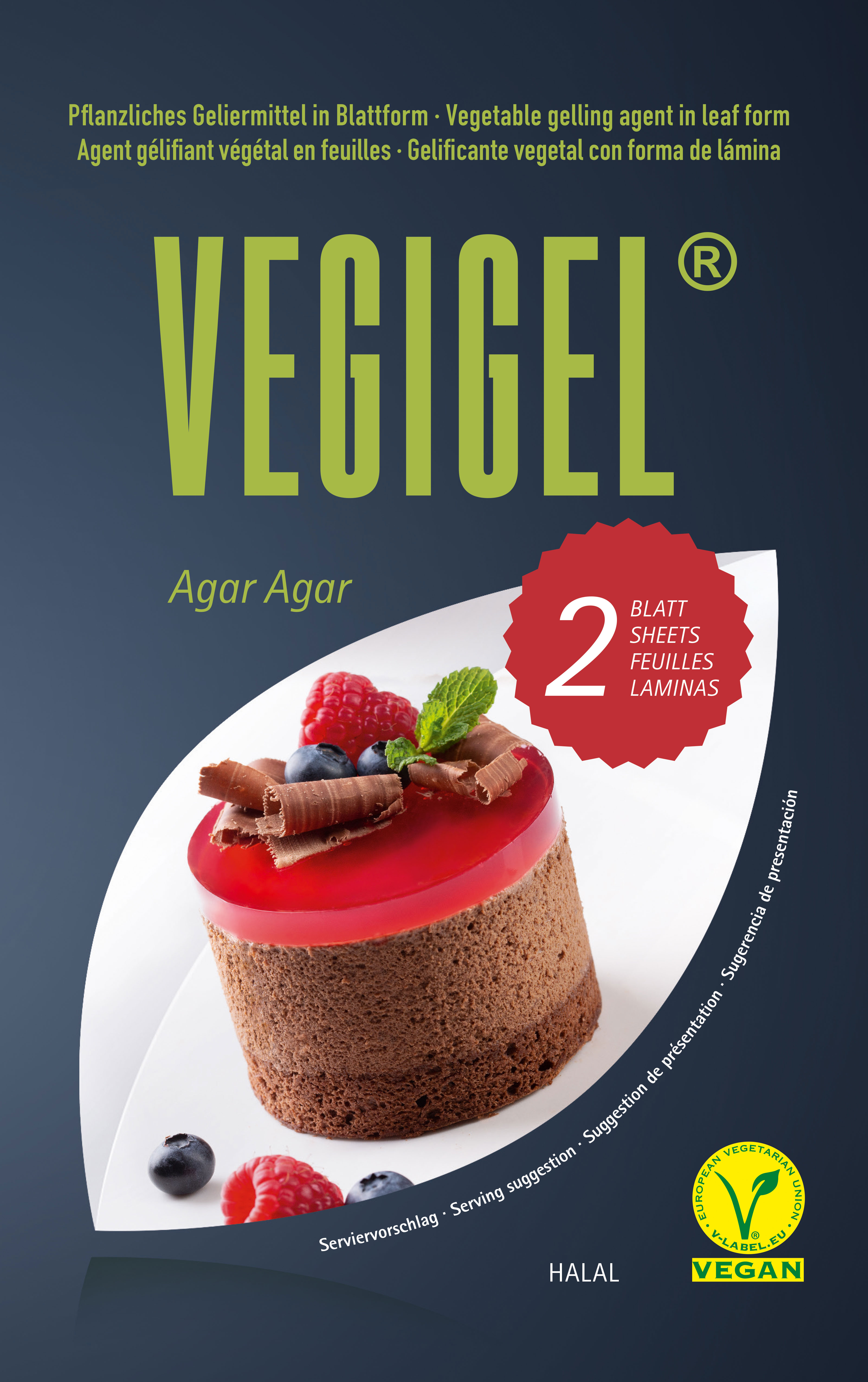 Vegigel Package