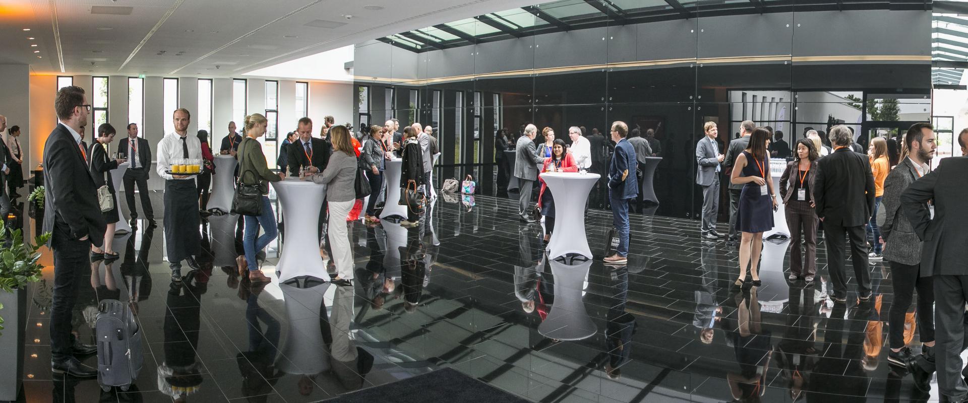 GELITA events symposium Eberbach